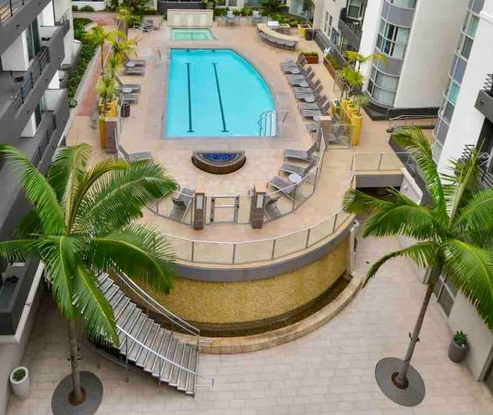 Nice Pool & Comfortable stay in Marina Del Rey