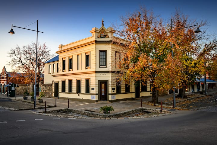 The Hive Apartment, by Beechworth Honey