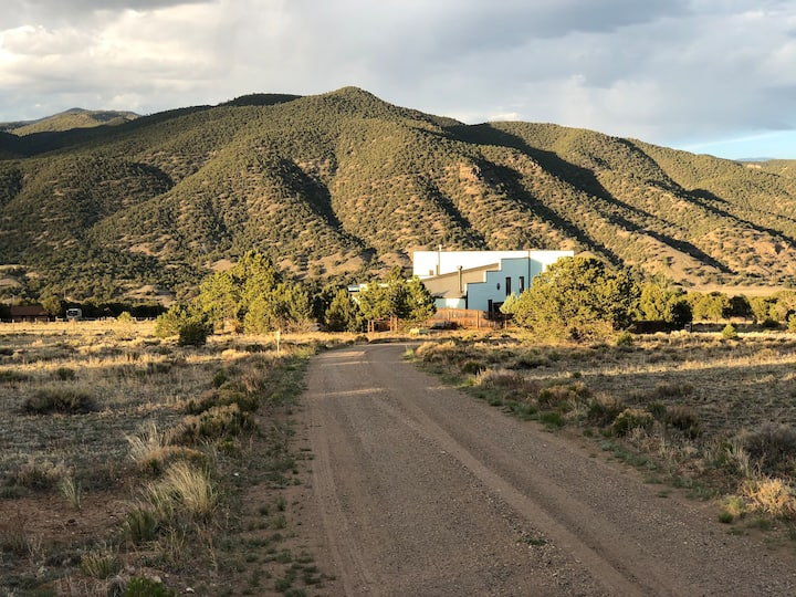 Silver Lining Ranch Magnificent Custom Mnt Home