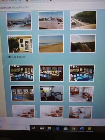 Beach Resort in Misquamicut RI  Aug. 24th - 30th