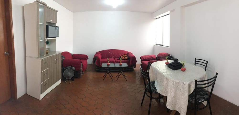 Wellness Airbnb & Spa (Lima - San Miguel 203)