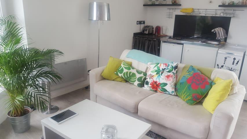 Charmant duplex aux pieds de Paris - Romainville - Apartment
