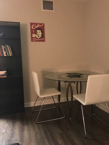 Luxury studio apartment in downtown Vegas