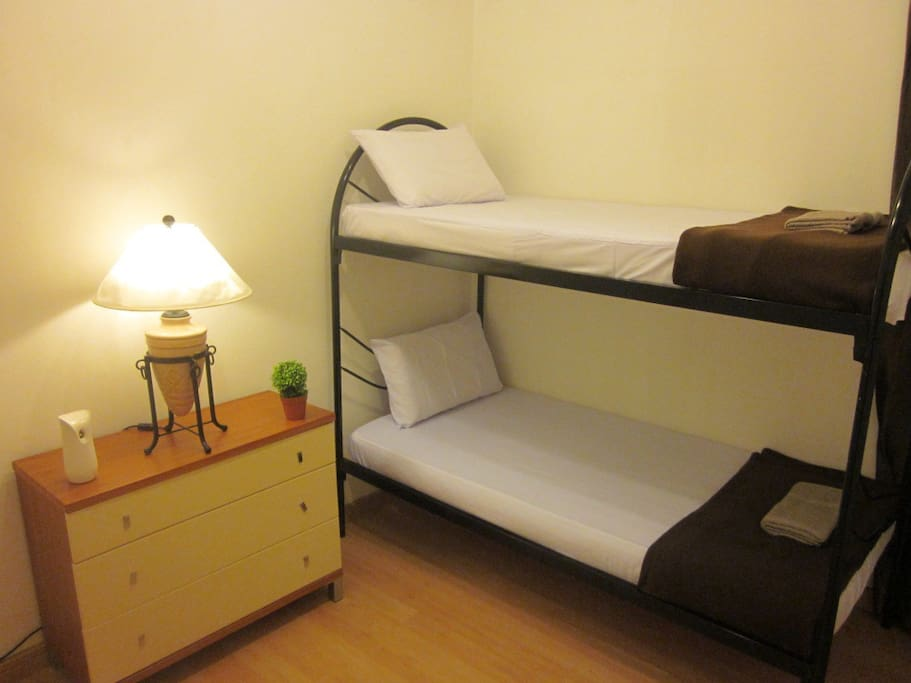 Bedroom No 3 - Double Decker