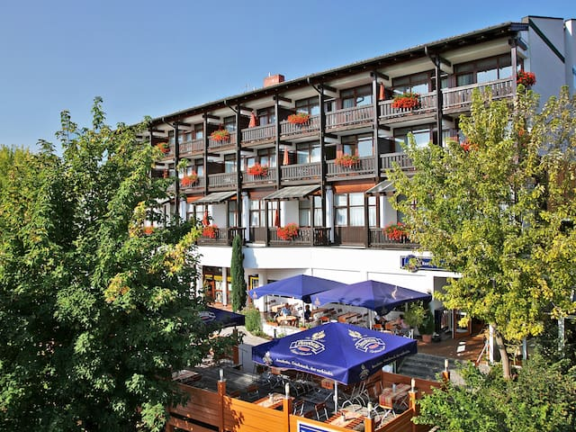 2-room apartment 44 m² Aktiv  Vital Hotel Residenz - Bad Griesbach - อพาร์ทเมนท์