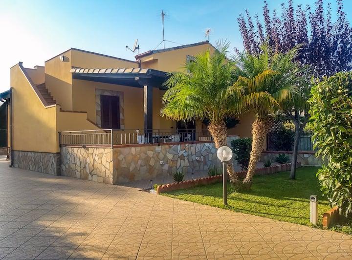 Villa Eucalyptus Holidays & Relax a Campofelice