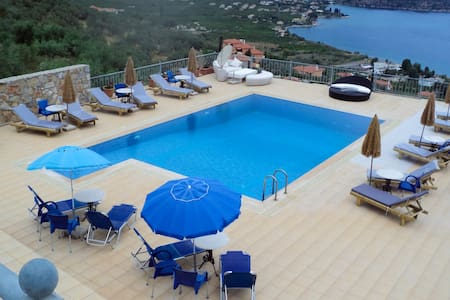 Superior Apartment|Epidavros|Panoramic View[40 m²]