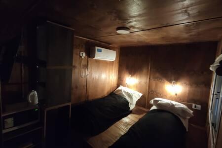 Confortables habitaciones en los caminos de vino