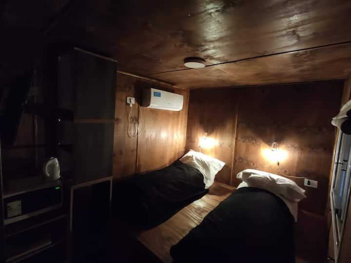 Confortables habitaciones en la ruta del vino