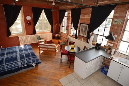Studio 202 loft in the Junction - Toronto