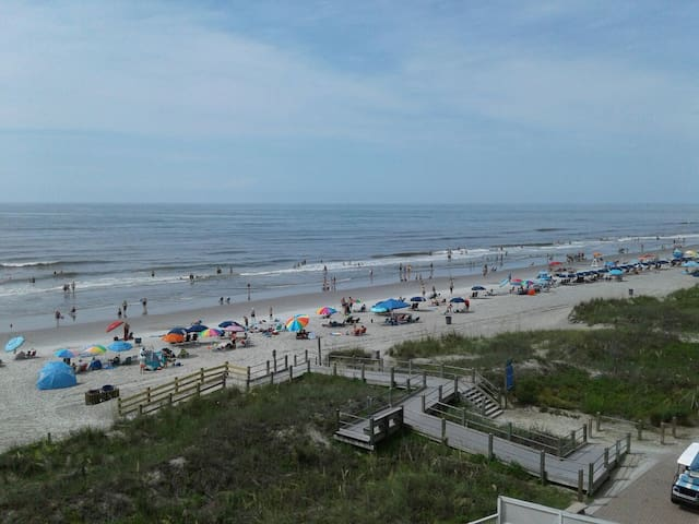 OCEAN Front A place at the Beach North Myrtle SC