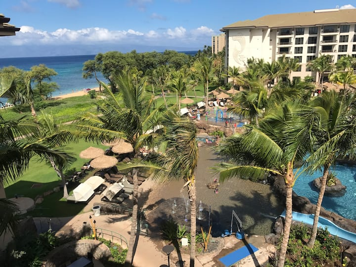 One Bedroom Condo Westin Nanea Villas Maui OSW1