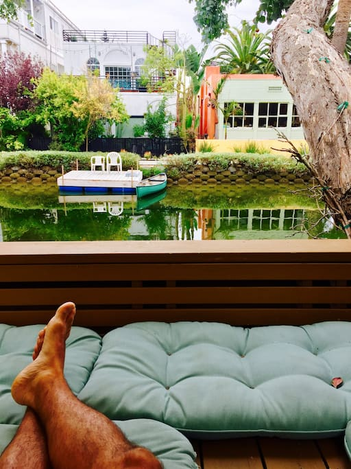 Venice Canals Sexy Deck 2 Bedrooms Guest Suites For Rent In Los Angeles California United States