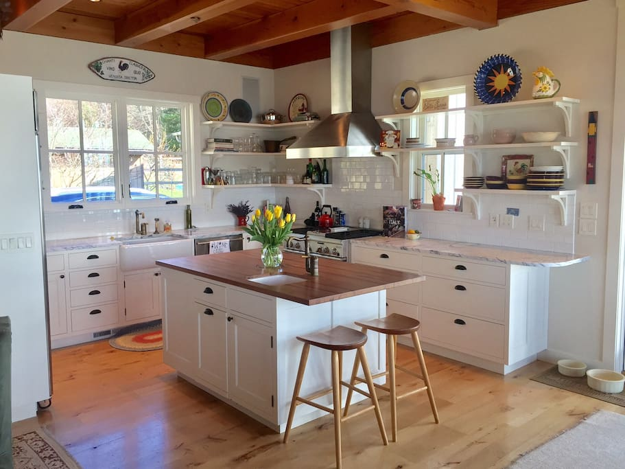 A Dream Kitchen