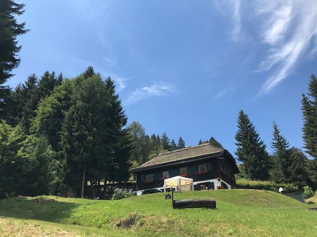 Montreux, les Pléiades (rando, lac et montagne)