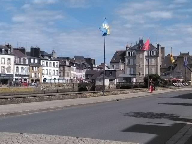 Chambre pour amateurs de balades culturelles - Landerneau - Leilighet