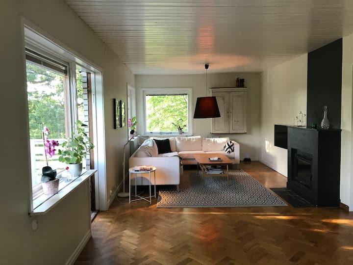 Villa utanför Göteborg