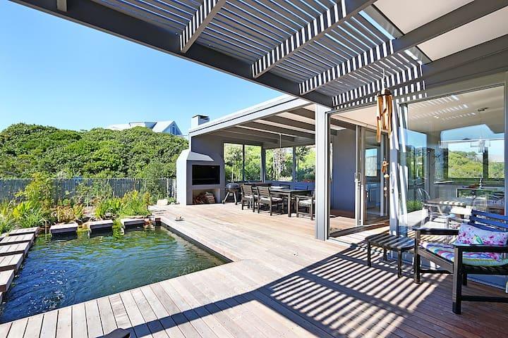 Brand New Home in Secure Complex Close To Beach - Klein Slangkop - เคปทาวน์ - วิลล่า