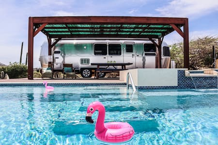 New Airstream•OceanView•Private Pool•Near Beaches