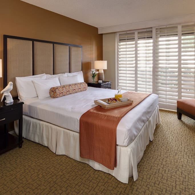 This picture is an example of the units available at the resort. Actual unit will be determined upon check in.