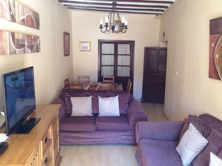 Apartments Santa Ana, Lower floor,Caravaca,Murcia.
