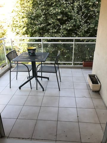 Appartement centre Mandelieu