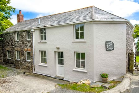 Helland Barton Cottage - Delabole near Port Isaac - 獨棟