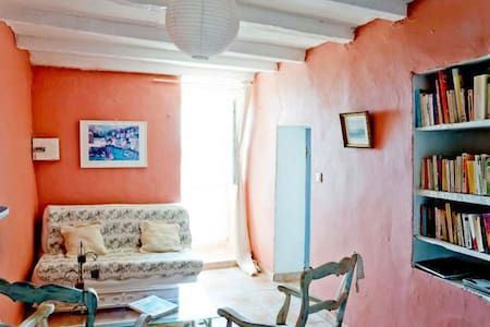 One bedroom flat with balcony - Chiatra - Wohnung