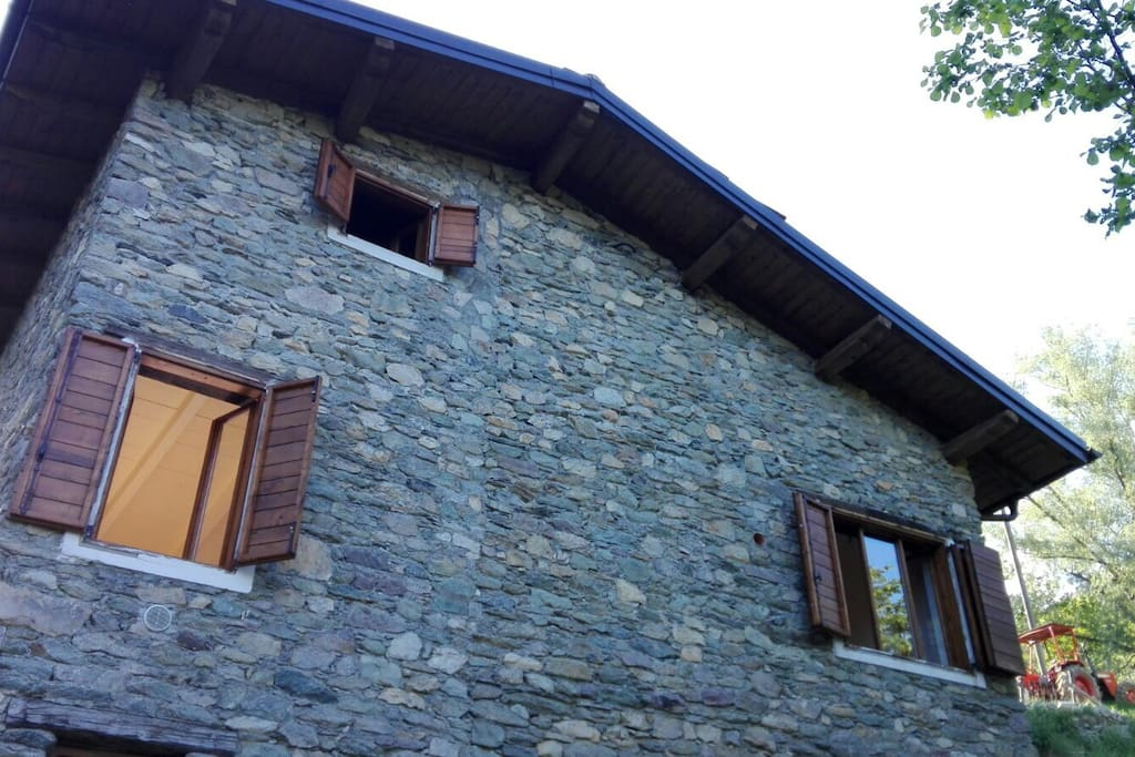 taccio lilu baita di montagna cabins for rent in ormea