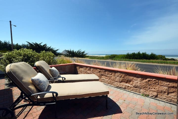 Oceanfront Paradise in Morro Bay