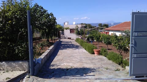 Easy access and near Athens