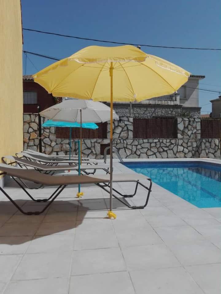 Apartamento  Rural  2 personas Aldea del Fresno