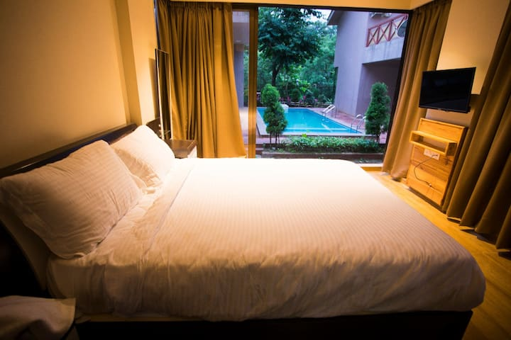 Lonavala Villas - The Serenity Villa - 2BHK
