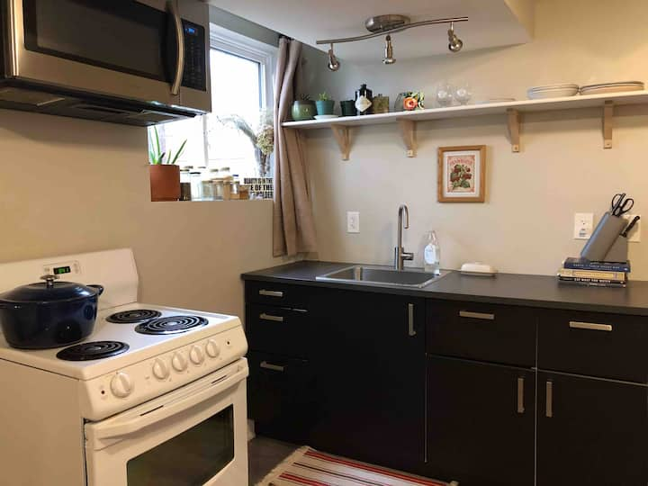 Cozy budget-friendly studio in Guelph's East end