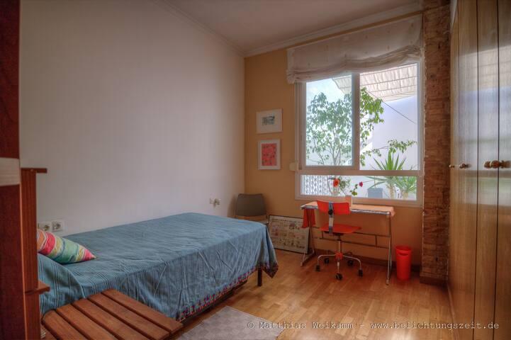 en el corazón de la ciudad - Valencia - Apartamento