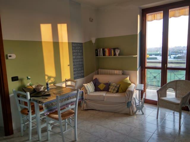 Cosy flat to enjoy the beautiful Garda lake - Sirmione - บ้าน