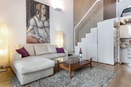 Cool metropolitan lifestyle loft  - Florencia - Loft