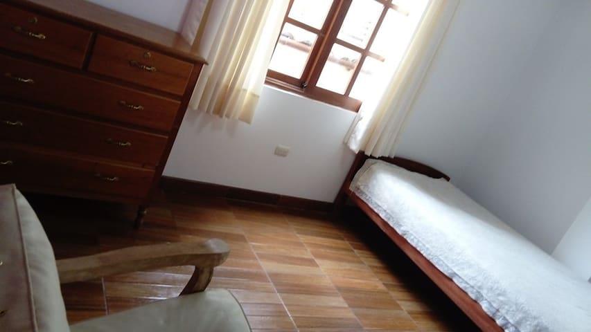 Alojamiento en Casa Jardín - Chachapoyas