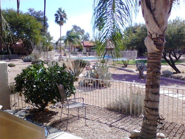 Tucson Golfing Villa at Omni Tucson National