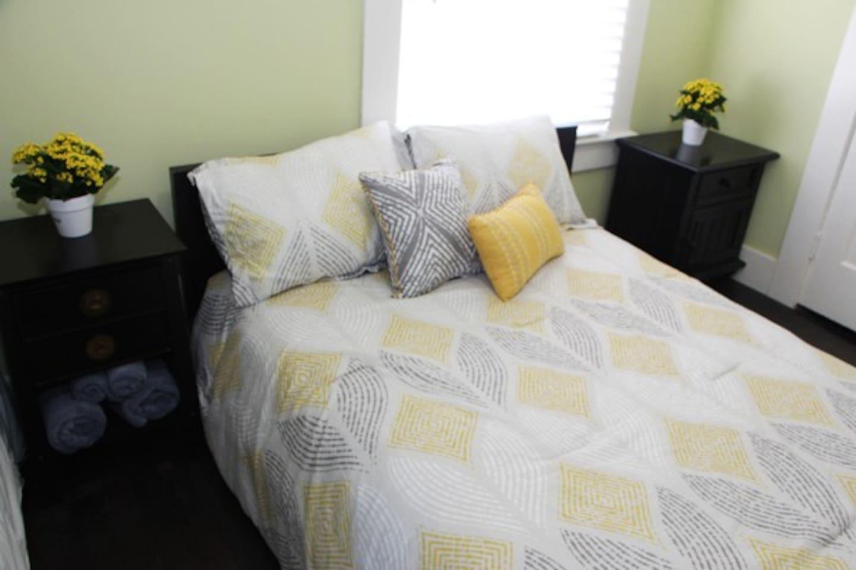 Cozy, Quiet Room, One Block From Golden Gate Park