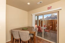 Springdale Townhome 6 in Zion National Park