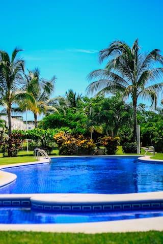 Depa de Lujo en Acapulco Diamante