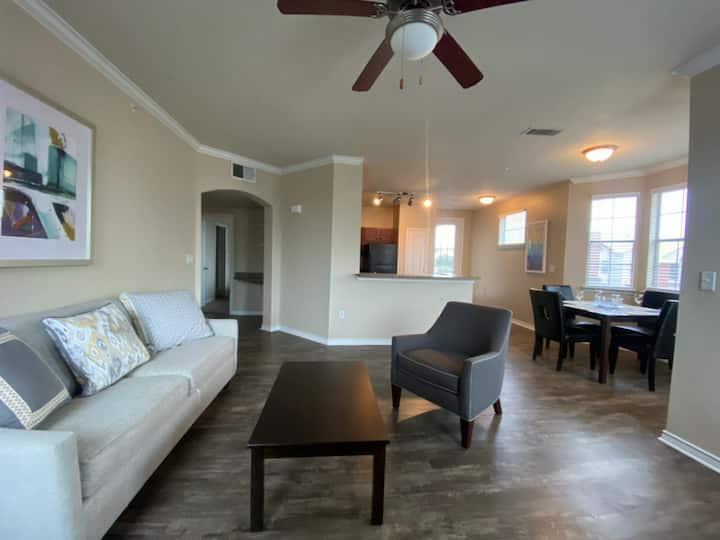 Two bedroom Fully Furnished and Great Location -24