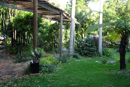 Eco Bird Garden... near to bush & beach - Yeppoon