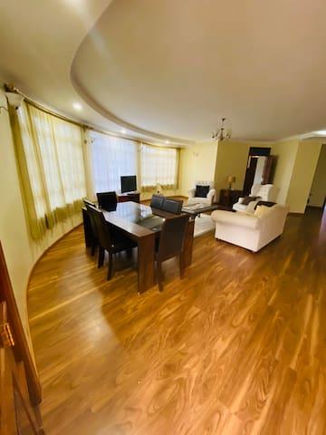 Sheka's house, luxury apartment