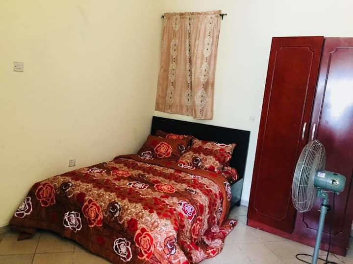 Furnished short let apartment in Lekki