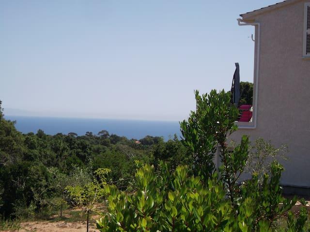 entre mer et montagne - Cervione