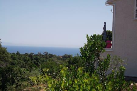 entre mer et montagne - Cervione - Vila