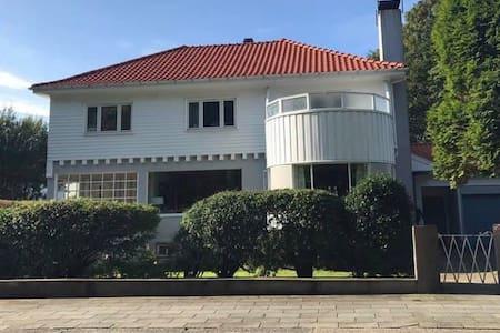Apartment in classic villa in Byparken Haugesund