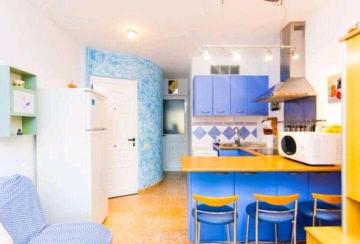 Apartamento en  playa Poris de Abona by Bossh!